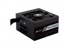 FONTE CORSAIR TXM SERIES TX750M 80 PLUS GOLD 750W PFC ATIVO - CP-9020131-WW