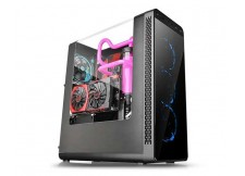 GABINETE THERMALTAKE VIEW 27 RING 12 AZUL, CA-1G7-00M1WN-BU