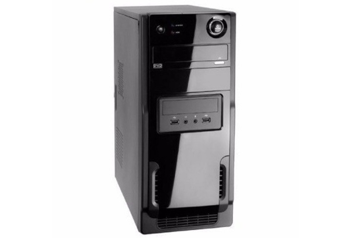 COMPUTADOR STOK INTEL CORE i3 4160 3.6GHz - 4GB - 500GB