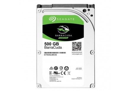 HD SEAGATE 500GB PARA NOTEBOOK - ST500LM030