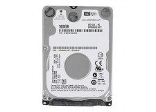 HD WESTERN DIGITAL 500GB P/ NOTEBOOK - WD5000LUCT