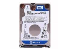HD WESTERN DIGITAL 500GB P/ NOTEBOOK - WD5000LPCX