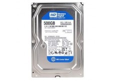 HD WESTERN DIGITAL 500GB SATA III 3.5""