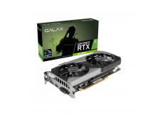 PLACA DE VIDEO PCI-E NVIDIA RTX 2060 6GB GDDR6 192B GALAX