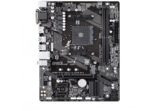 PLACA MÃE GIGABYTE GA-A320M-S2H - CHIPSET AMD A320 - SOCKET AM4