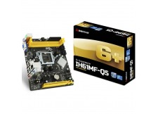 PLACA MAE IH61MFQ5 DDR3 SOCKET 1155 BOX BIOSTAR