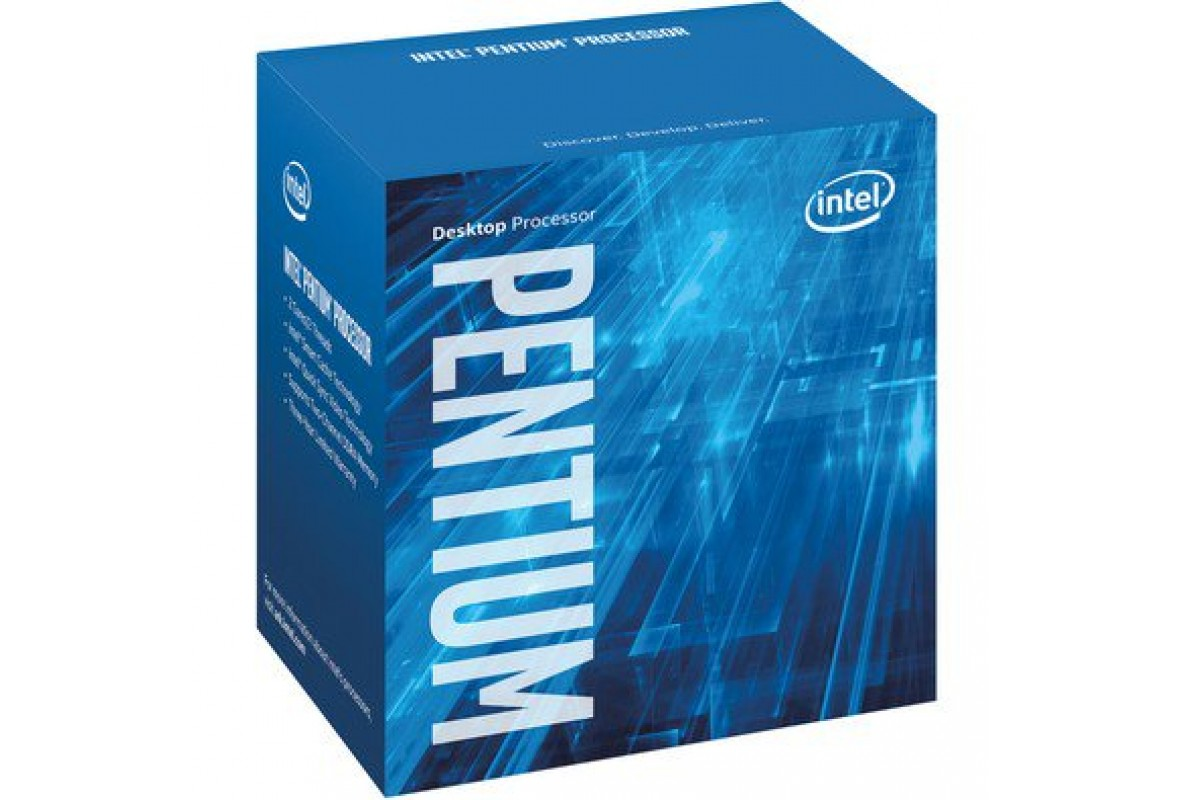 PROCESSADOR PENTIUM GOLD G5420 COFFEE LAKE 3.80 GHz LGA1151 54W BOX INTEL