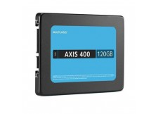 """SSD 120GB 2,5"""" SATA 6 Gb/s AXIS 400 SS101 MULTILASER"""