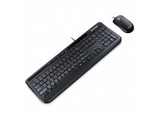 KIT TECLADO E MOUSE MICROSOFT WIRED 600 APB-00005