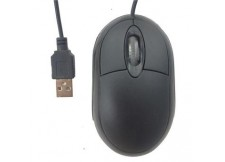 MOUSE USB OPTICO 800 DPI PRETO