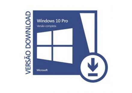 Microsoft Windows 10 Pro 64 BITS ESD - (REGULARIZAÇÃO COMPUTADORES)