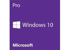 Microsoft Windows 10 Pro 64 Bits OEM - (VENDA SOMENTE C/ COMPUTADORES)