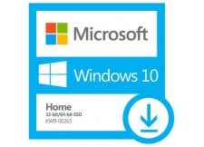 Microsoft Windows 10 Home 64 BITS ESD - (REGULARIZAÇÃO COMPUTADORES)